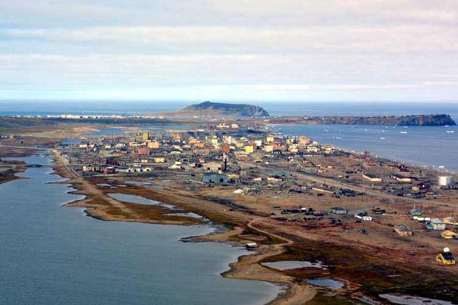 Wrangel island (iota AS-027) A work from Wrangel isl. 1989-1991 UA0HAE/UA0K