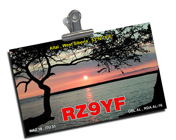 RZ9YF QSL