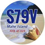 Joined the S79V dexpediiton to Seychelles 1st to 10th July 2016