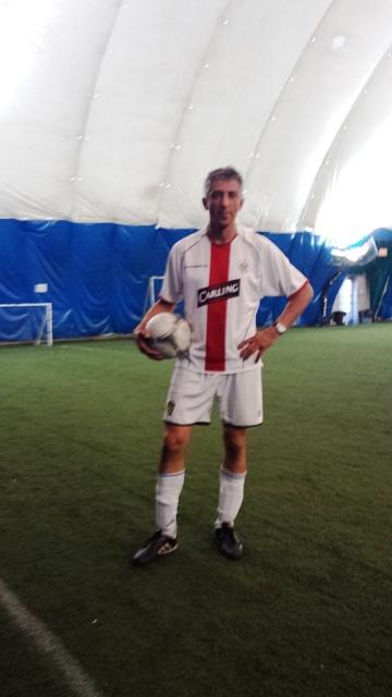 2013 Soccer Game  Sandro The Striker.