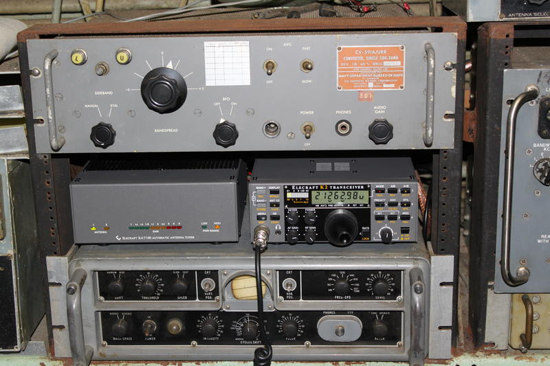 scheme of the Elecraft K2