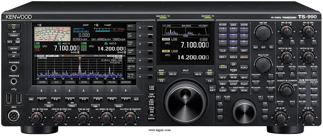 Kenwood TS 990 S