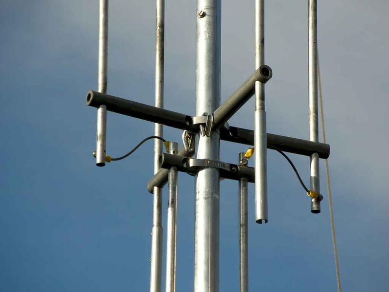Gap amateur antenna think, you