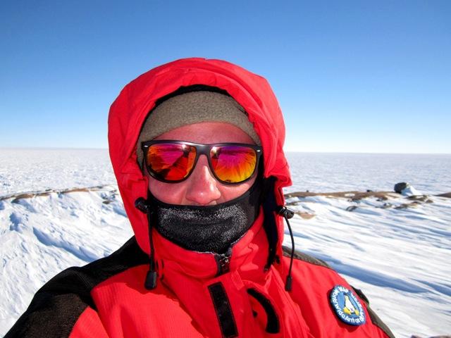 David Glacier