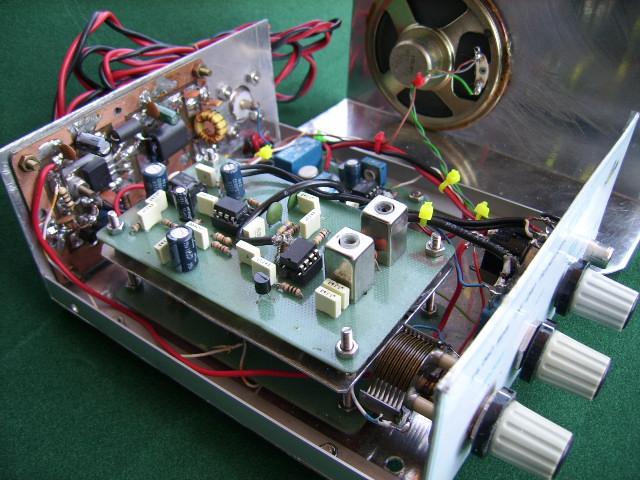 Transceiver QRP 3 W