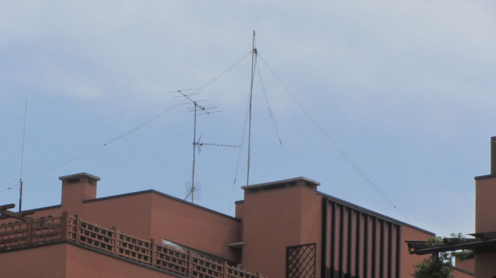 Dipoles Multiband