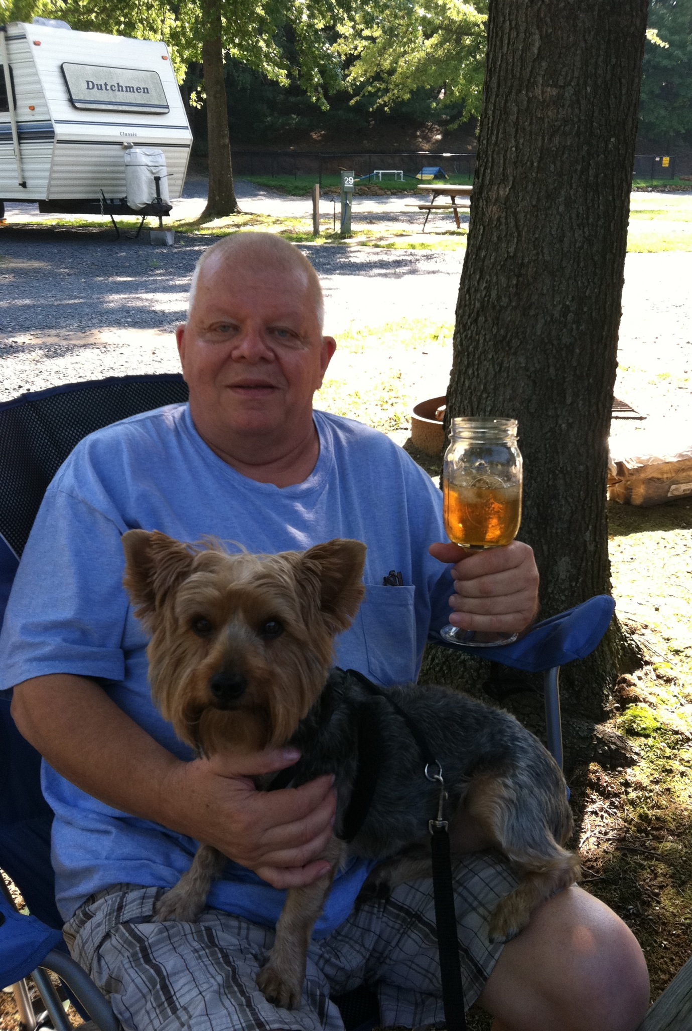 ME AND ARCHIE,AND GLENLIVET