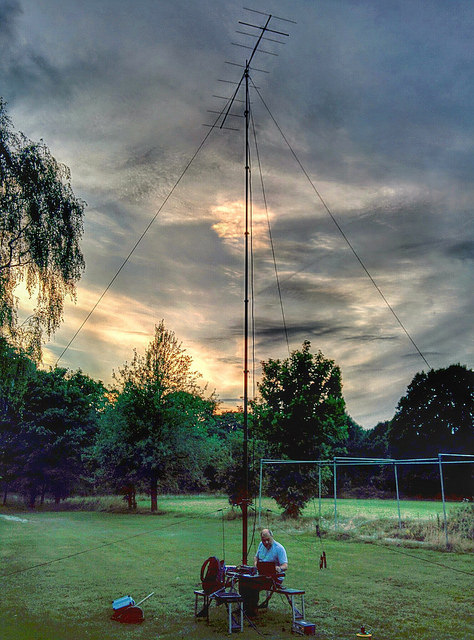 Portable VHF