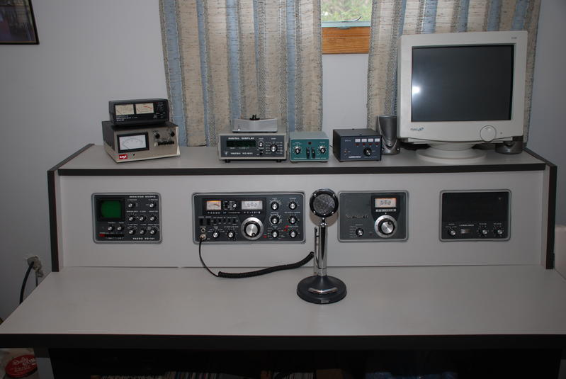 My first rig from 1976  Still working at my parents house in MD