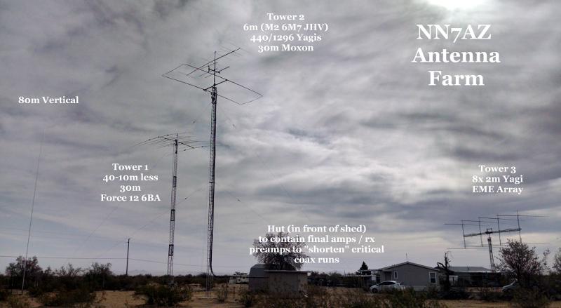 Antenna Farm, 4/27/17