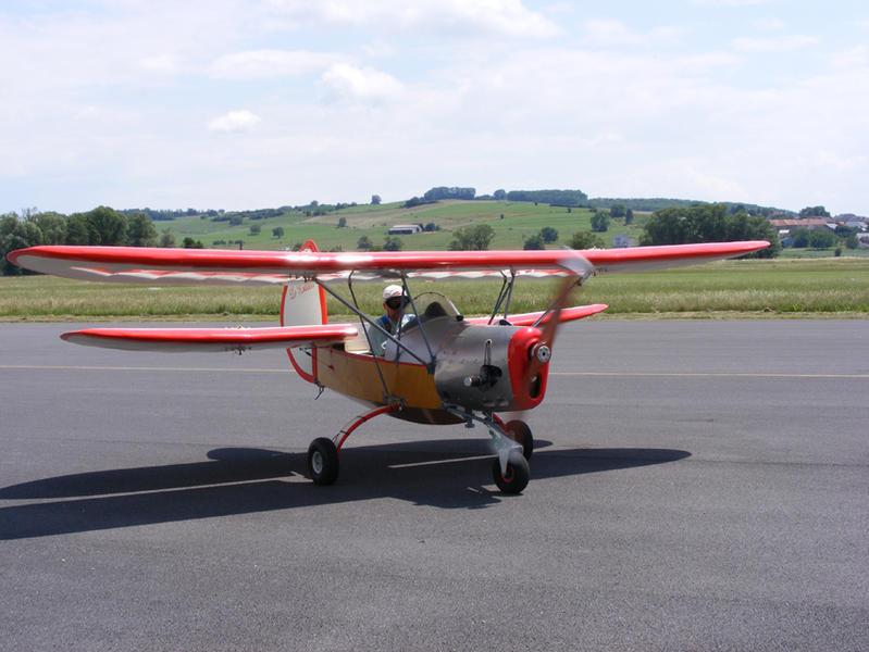 HM 293 Pou du Ciel
