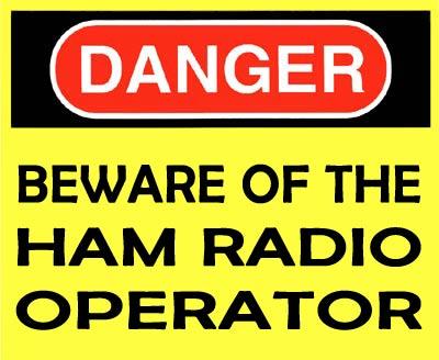 Ham radio callsign lookup