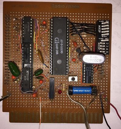 TRS-80 Tone Board interface