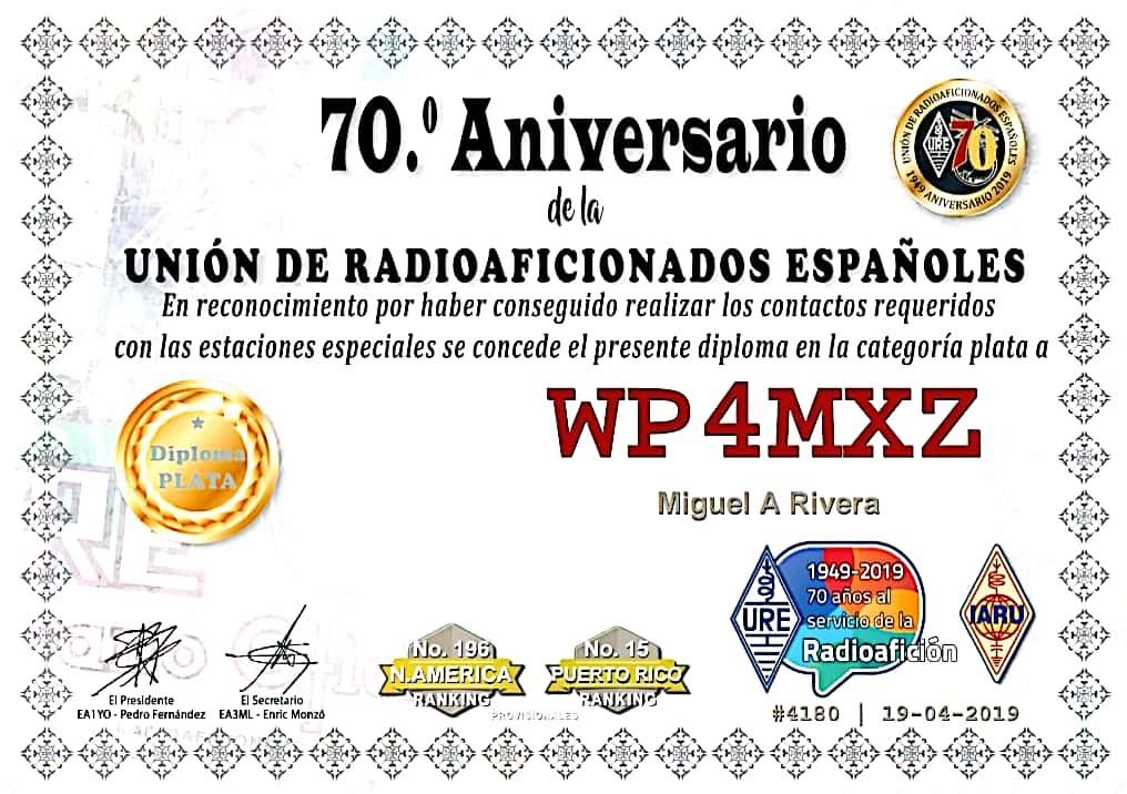 WP4MXZ - Callsign Lookup by QRZ Ham Radio