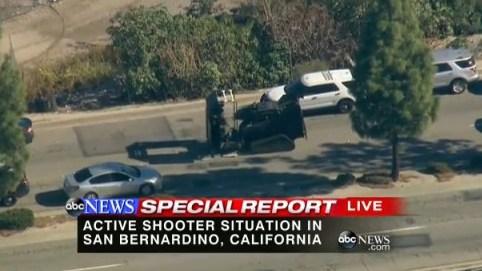 tiroteo en San Bernardino en California