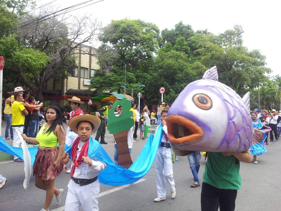 10 desfile