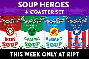 Soup Heroes