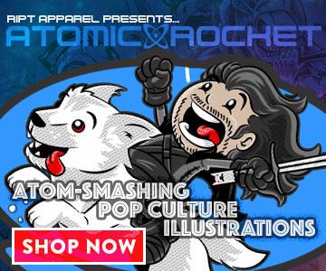 Atomic Rocket Featured Artist Store