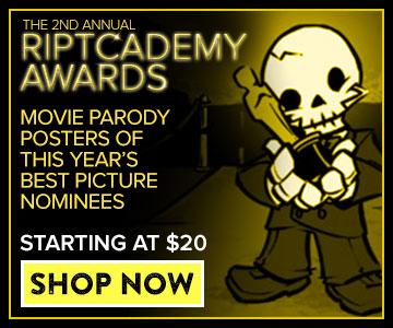 RIPTcademy Awards Poster Sale