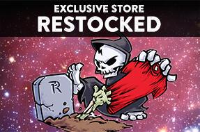 RIPT Exclusive store Restocked!