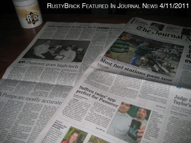 Journal News RustyBrick Picture