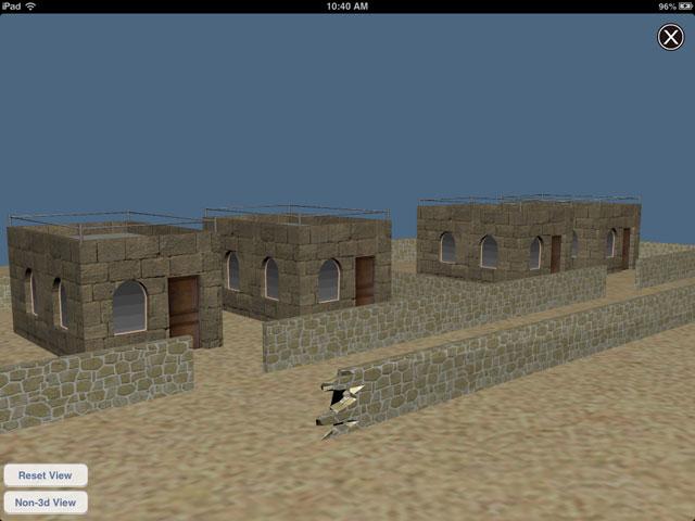 ArtScroll App 3D View