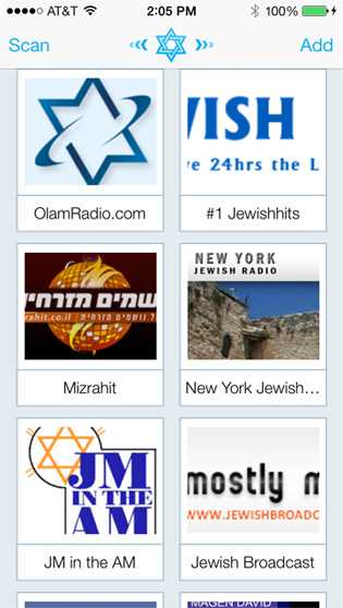 Jewish Radio App