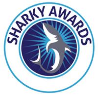 Sharky Awards logo