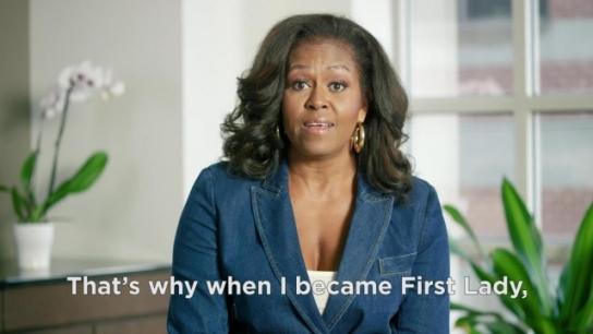Michelle Obama Congratulations