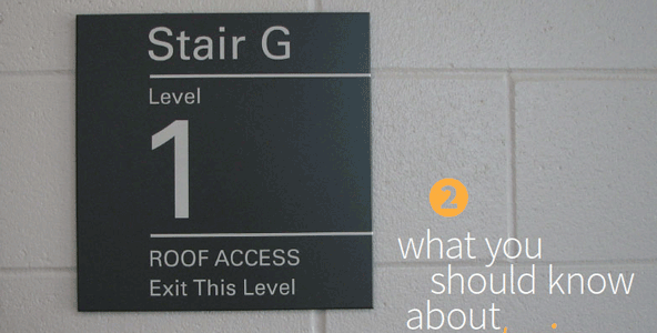 stair-sign