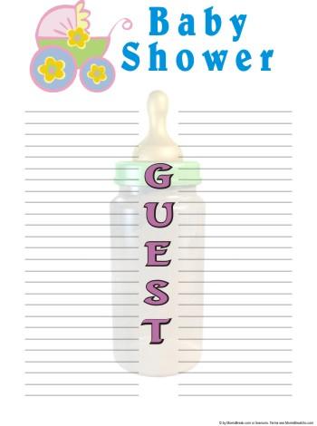 open baby shower guest list blog direct open baby shower guest list