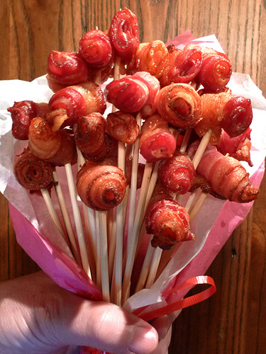 original Bouquet of Bacon Recipes