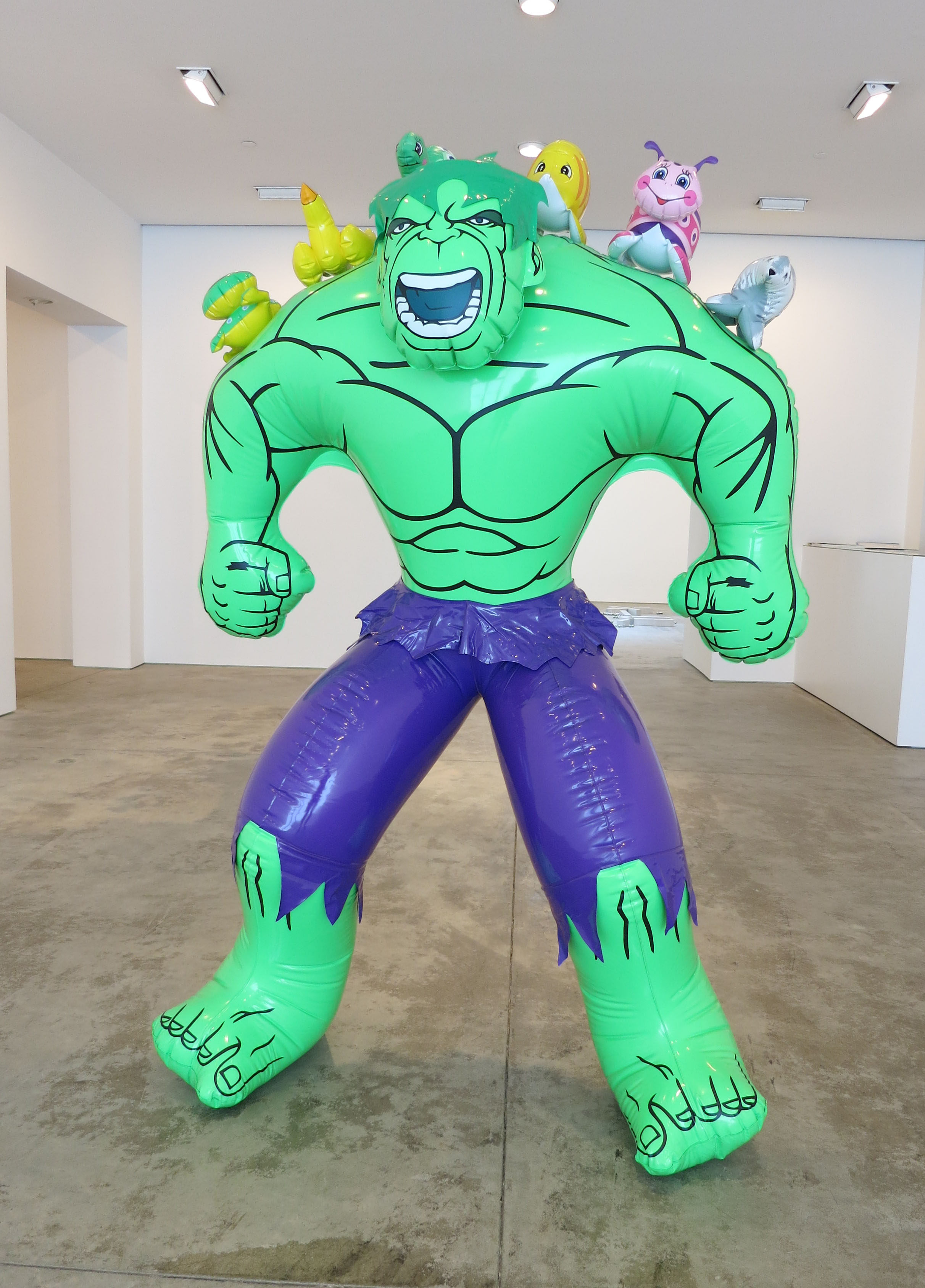 Jeff Koons – new york art tours