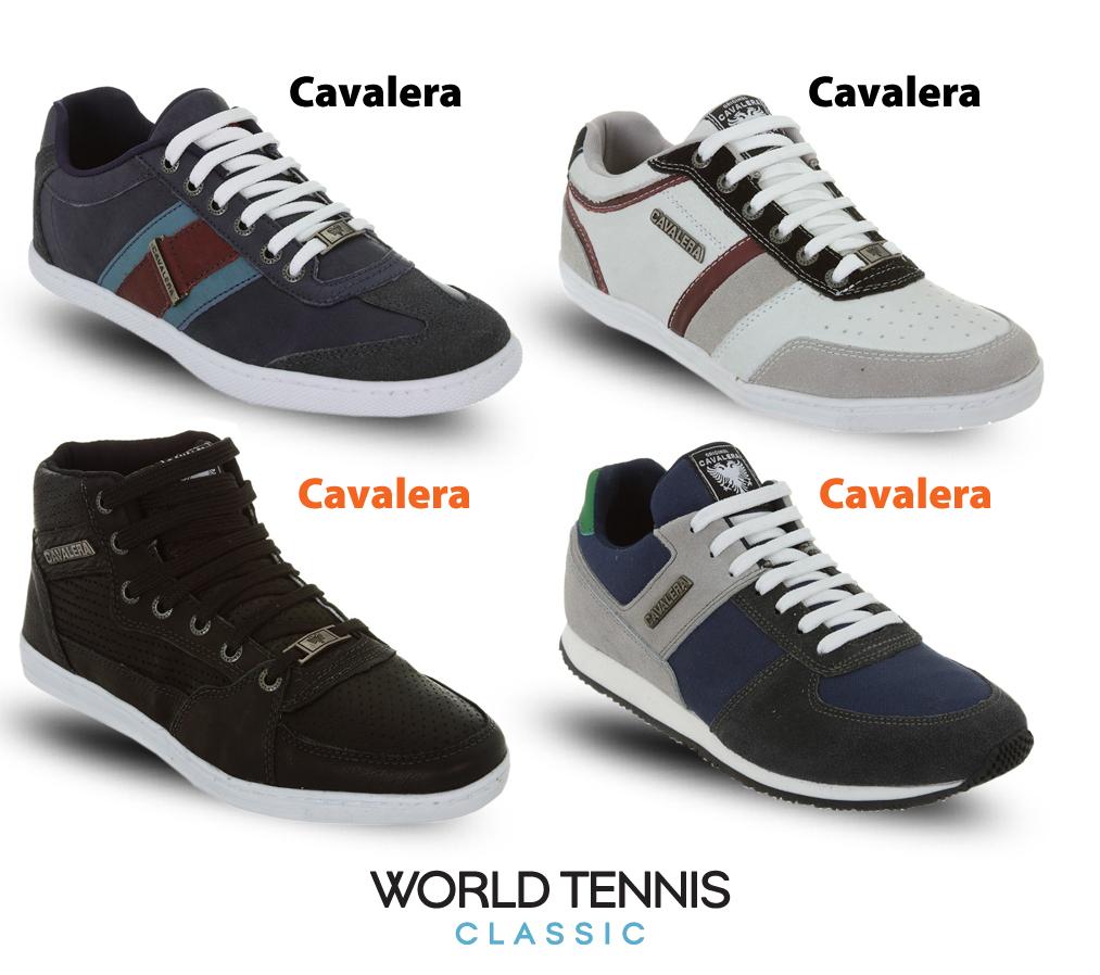 Tênis Cavalera – World Tennis Classic b27a7dc66e03c