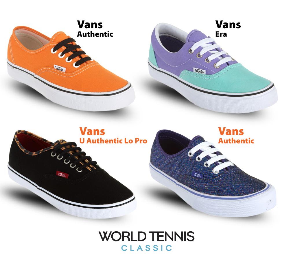4f8e7d5d0c Vans – World Tennis Classic. Chegaram novos tênis ...