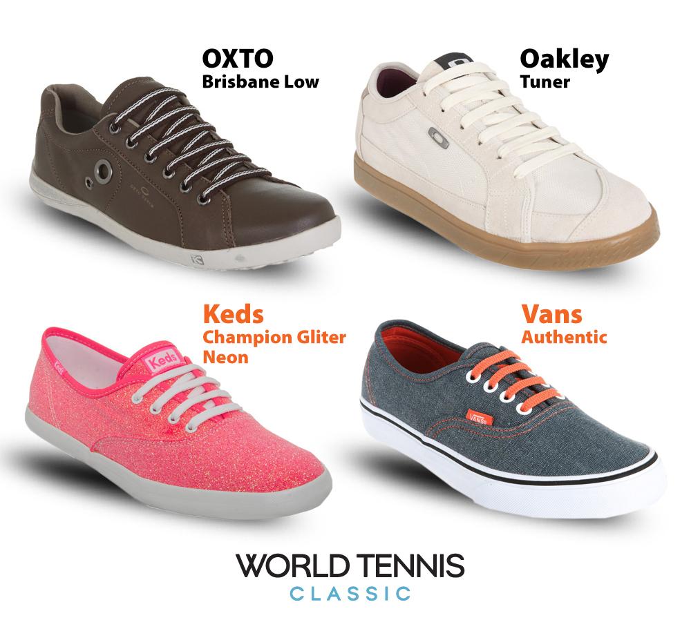 6cf1820921 Dê tênis de presente
