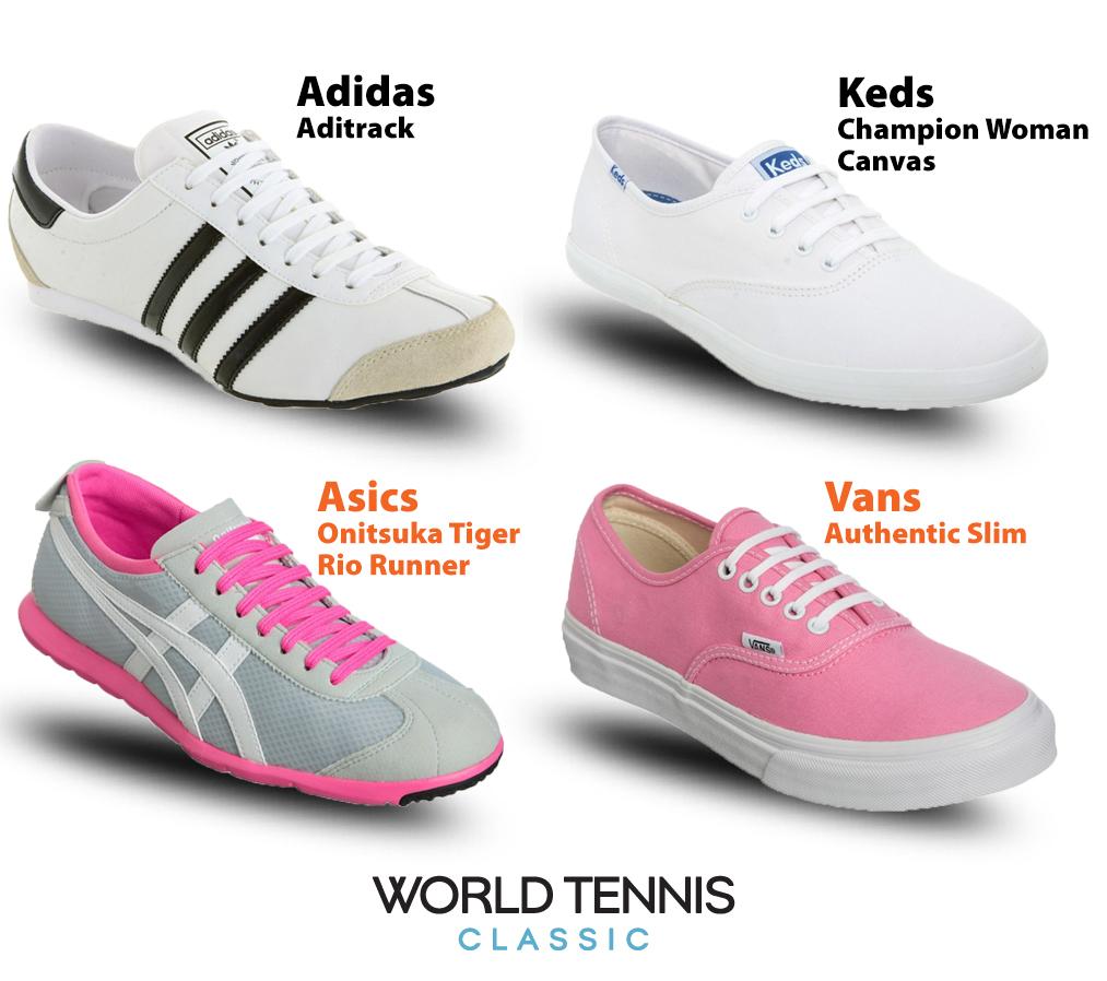 Tênis feminino – World Tennis Classic 2b91811ffcf97