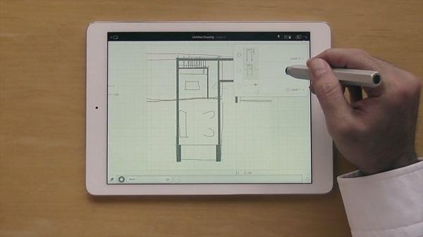 Mobile Apps 2014 Archisketch Nanu 3M Post-it-plus