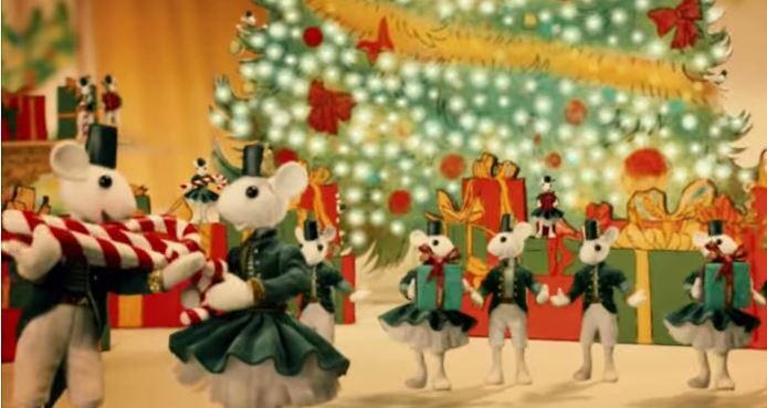 Christmas Adverts 2014