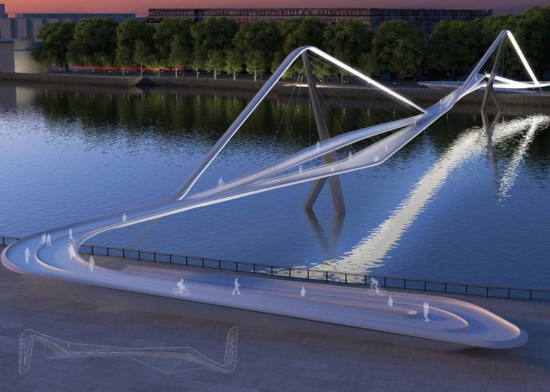 Thames bridge designs