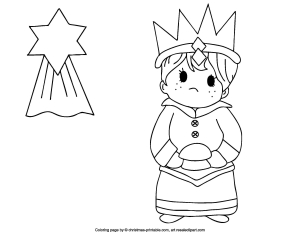 Nativity Coloring Pages on Please See Holiday S Mom S Break For The ...