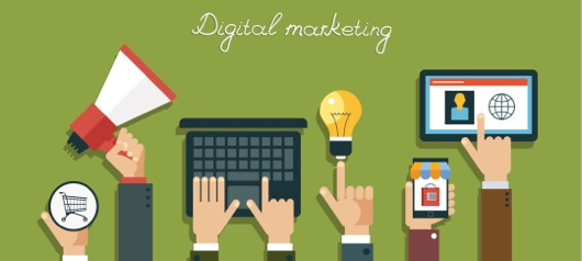Digital marketing spend