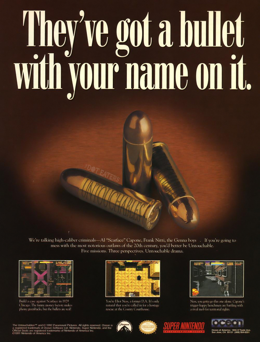 Let's go play some good (games)! (1994) SNES bitstory