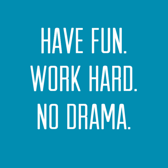 Fun With Work Quotes: 1000+ Ideas About No Drama On Pinterest