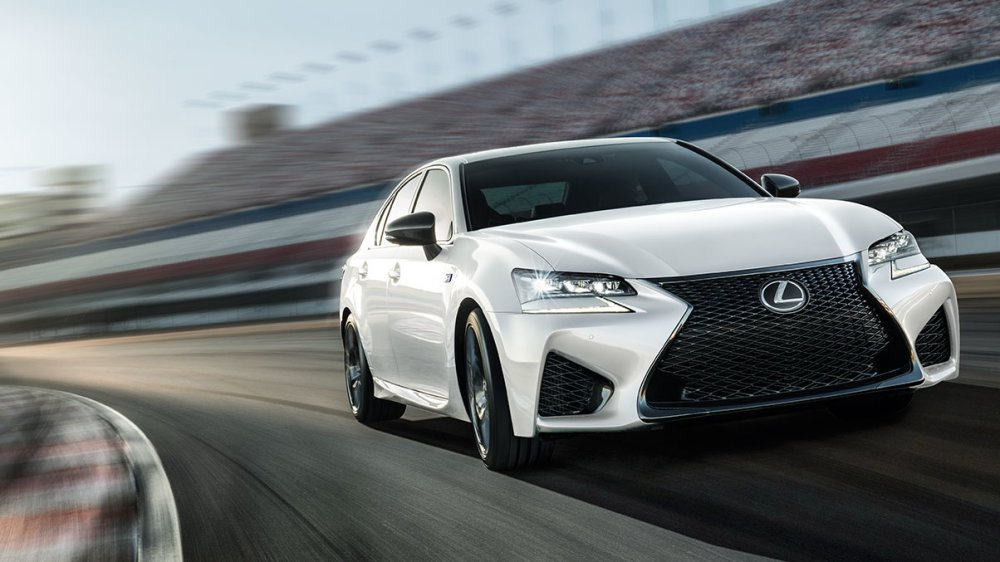 The 2017 Lexus GS350 FSport creates a combination of