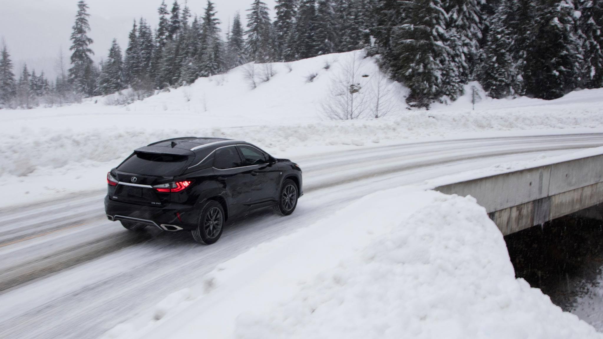 Snow? What snow? LexusRX FSport Lexus, Lexus cars, Snow
