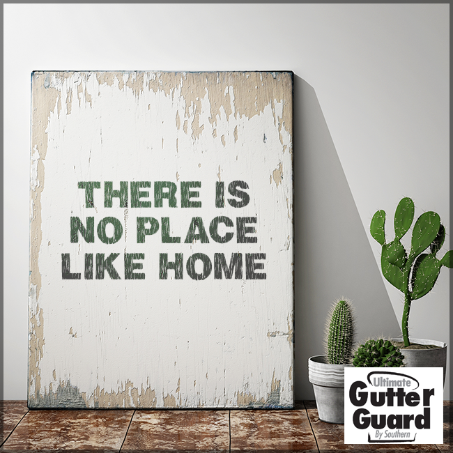 We Know That To Many People There Is No Place Like Home