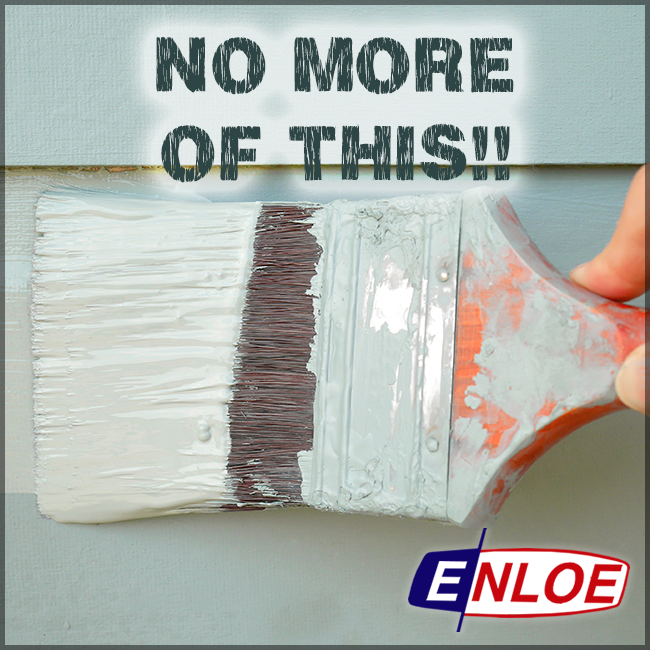 Never Have To Worry About Painting Again Our Premium