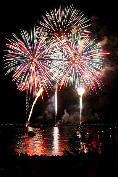 Webvisable SEO company shares the best fireworks displays
