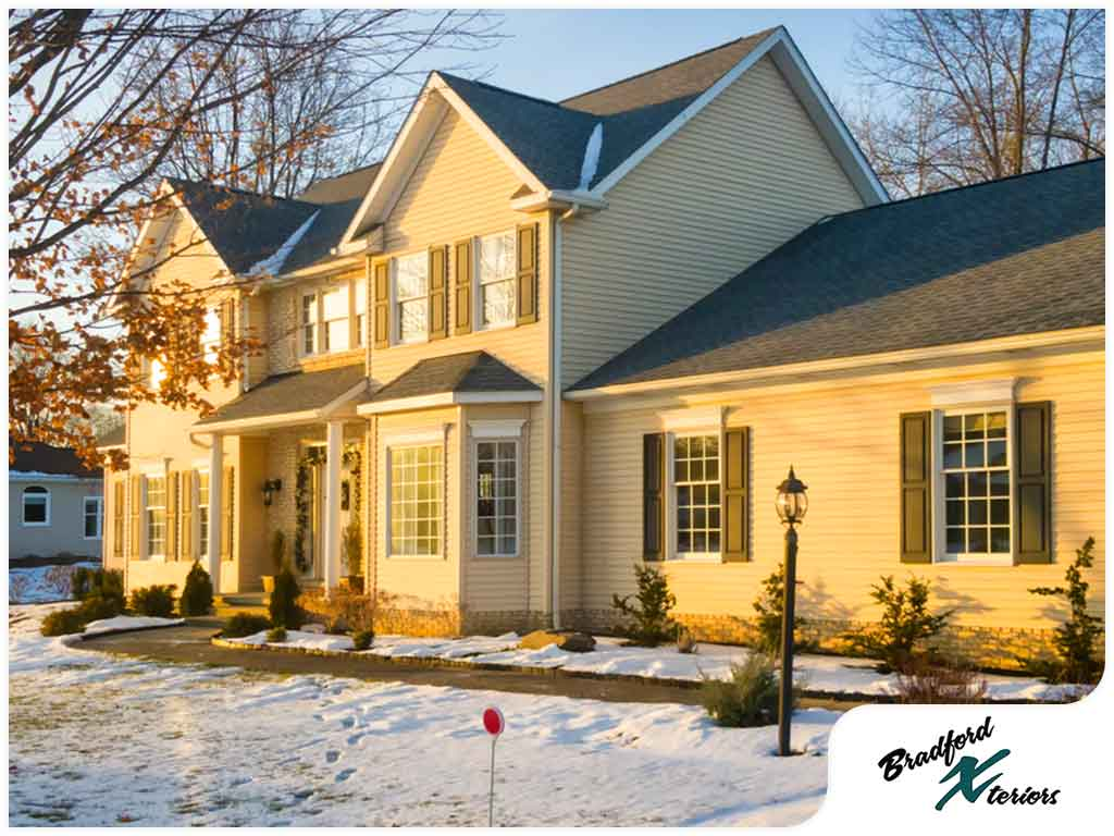 4 Reasons to Replace Your Siding in Winter